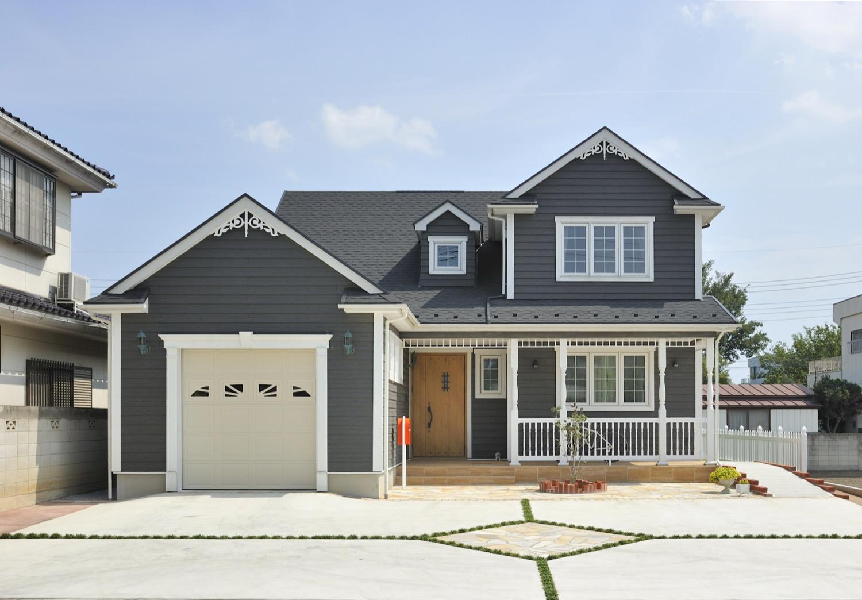 ライフスタイル 施工事例 カナダ輸入住宅のハウスメーカー、セルコホーム